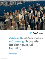 White Paper Financial Industry